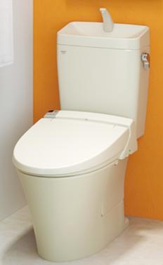 LIXIL アメージュZふちなし+シャワートイレ
